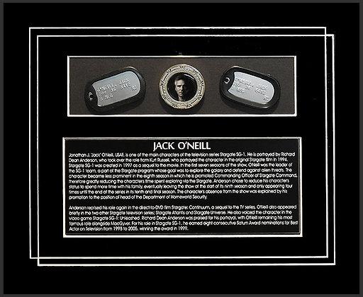 Jack O'Neill Display