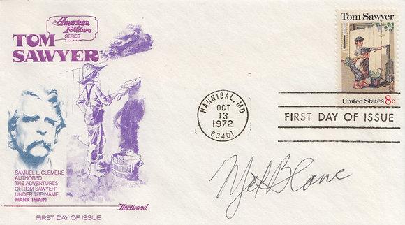 MEL BLANC Signed Postal Cover