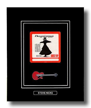 Stevie Nicks Original Concert Backstage Pass (62678)