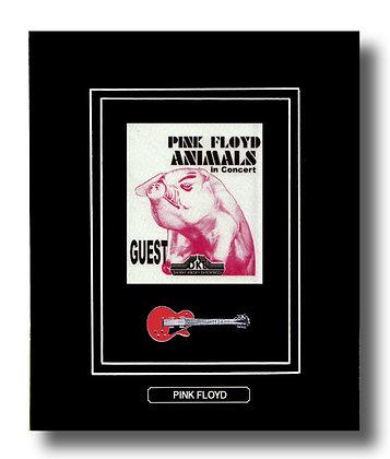 Pink Floyd Original 1994 Concert Pass (62631)