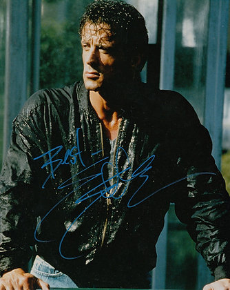 SYLVESTOR STALLONE Signed Photo