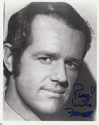 MIKE FARRELL Signed Photo