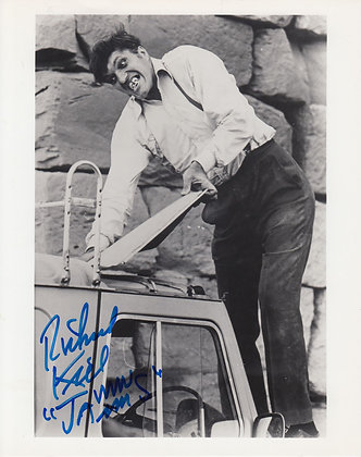 RICHARD KIEL Signed Photo