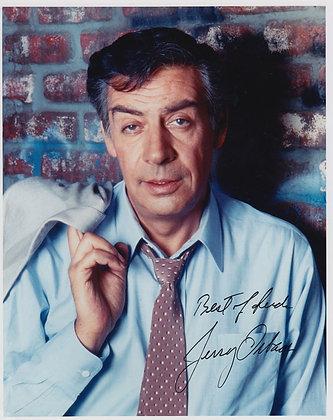 JERRY ORBACH Signed Photo