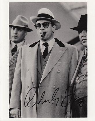 ROBERT DeNIRO Signed Photo