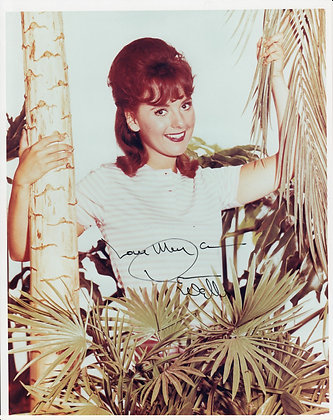 DAWN WELLS Signed Photo