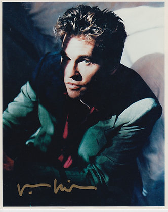 VAL KILMER Signed Photo