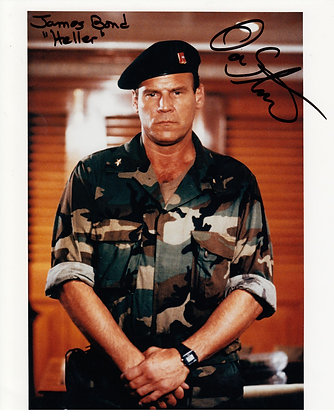 DON STROUD Signed Photo