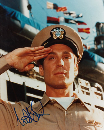 MICHAEL T. WEISS Signed Photo