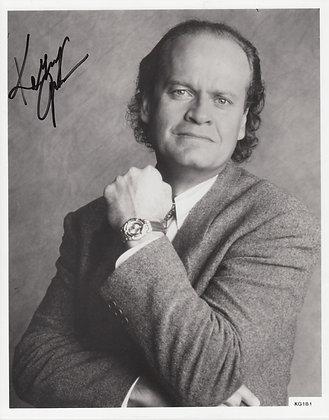 KELSEY GRAMMER Signed Photo
