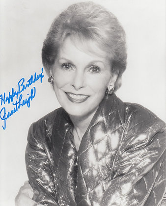 JANET LEIGH Signed Photo