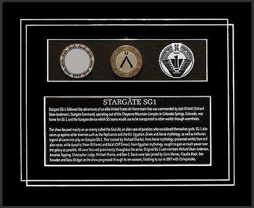 Stargate SGC Display