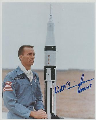 NASA ASTRONAUT Walt Cunningham