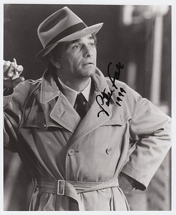PETER FALK Signed Photo