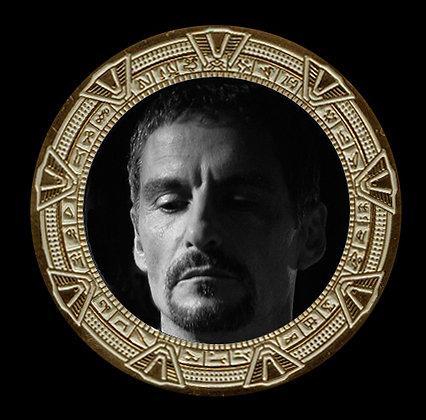 Ba'al Gold Coin