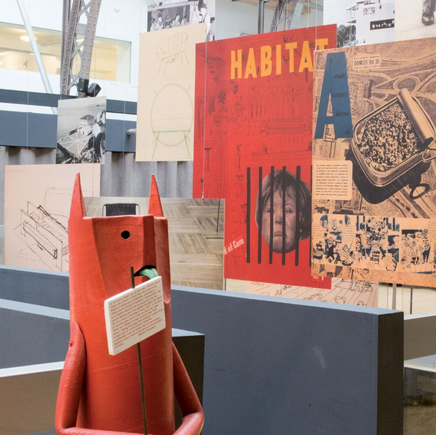 Exhibition: Lina Bo Bardi Together, London 2012