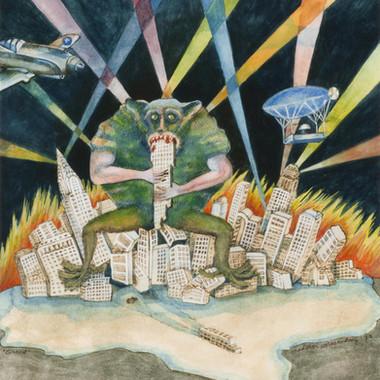 Greed, AKA New York Doom, 1973
