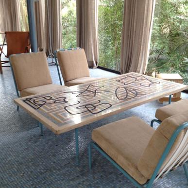 Casa De Vidro Table