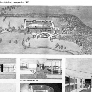 Irish Prime Minister Residence Competition