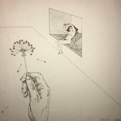 Dandelion's Spell, 1972