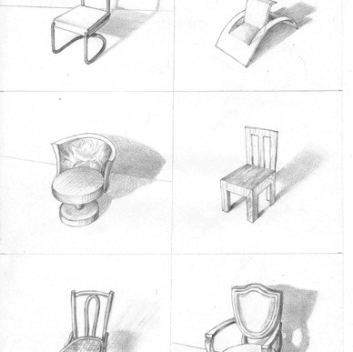 Lina Designed Chairs