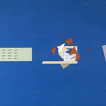 Rem Koolhaas' 'The Story of the Pool' 1988