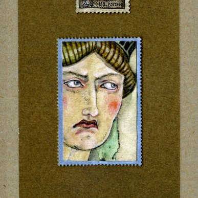 Liberty Stamp, 1975