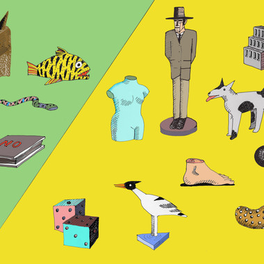 Objects for Venice Biennale 2009