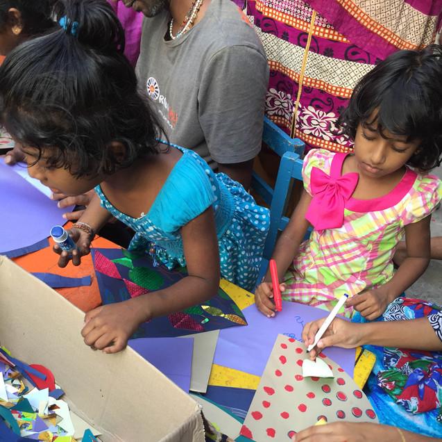 Colombo Art Biennale 2016: Studio Assemble Collaboration