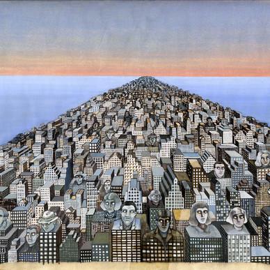 MOMA's Skyline
