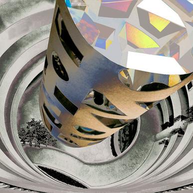 Rotunda Project, Guggenheim New York, 2009