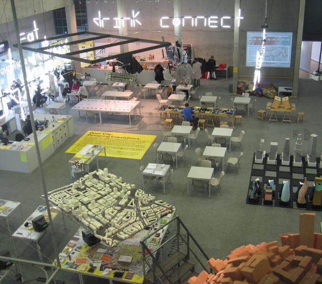 Architecture Biennale, Rotterdam, 2009
