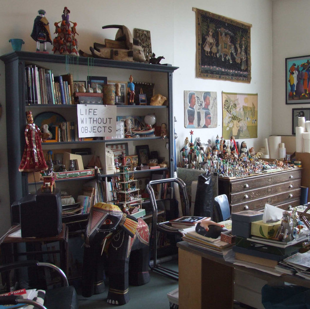 The Archive: The Studio