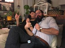 Auréle et Antoine en podcast
