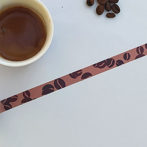 Coffee Beans - Washi tape
