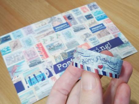 Mi az a Postcrossing?