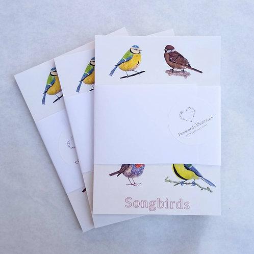 Animals (10) - Postcard Bundle of 10 postcards