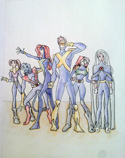 personaje fictive-Obiecte de design
