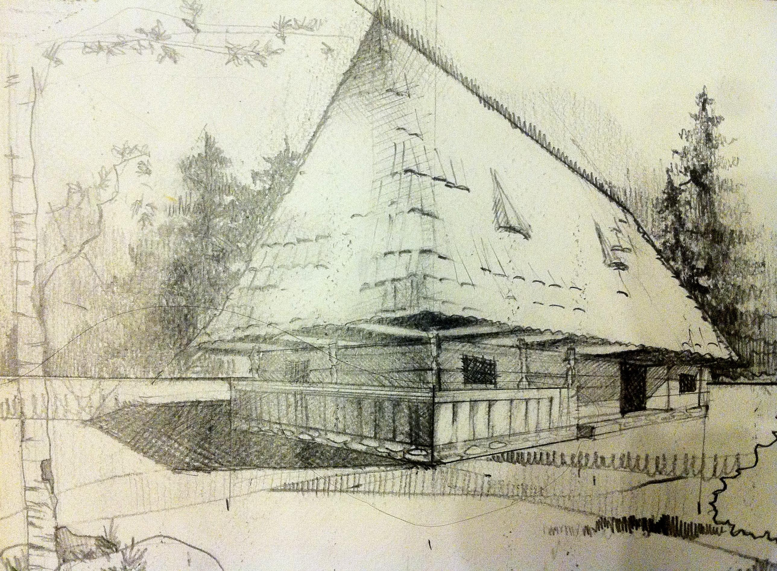 Casa taraneasca - muzeul satului