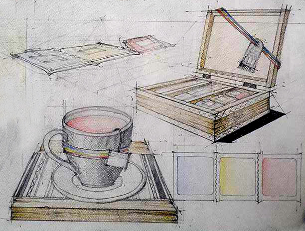 Concept plic ceai