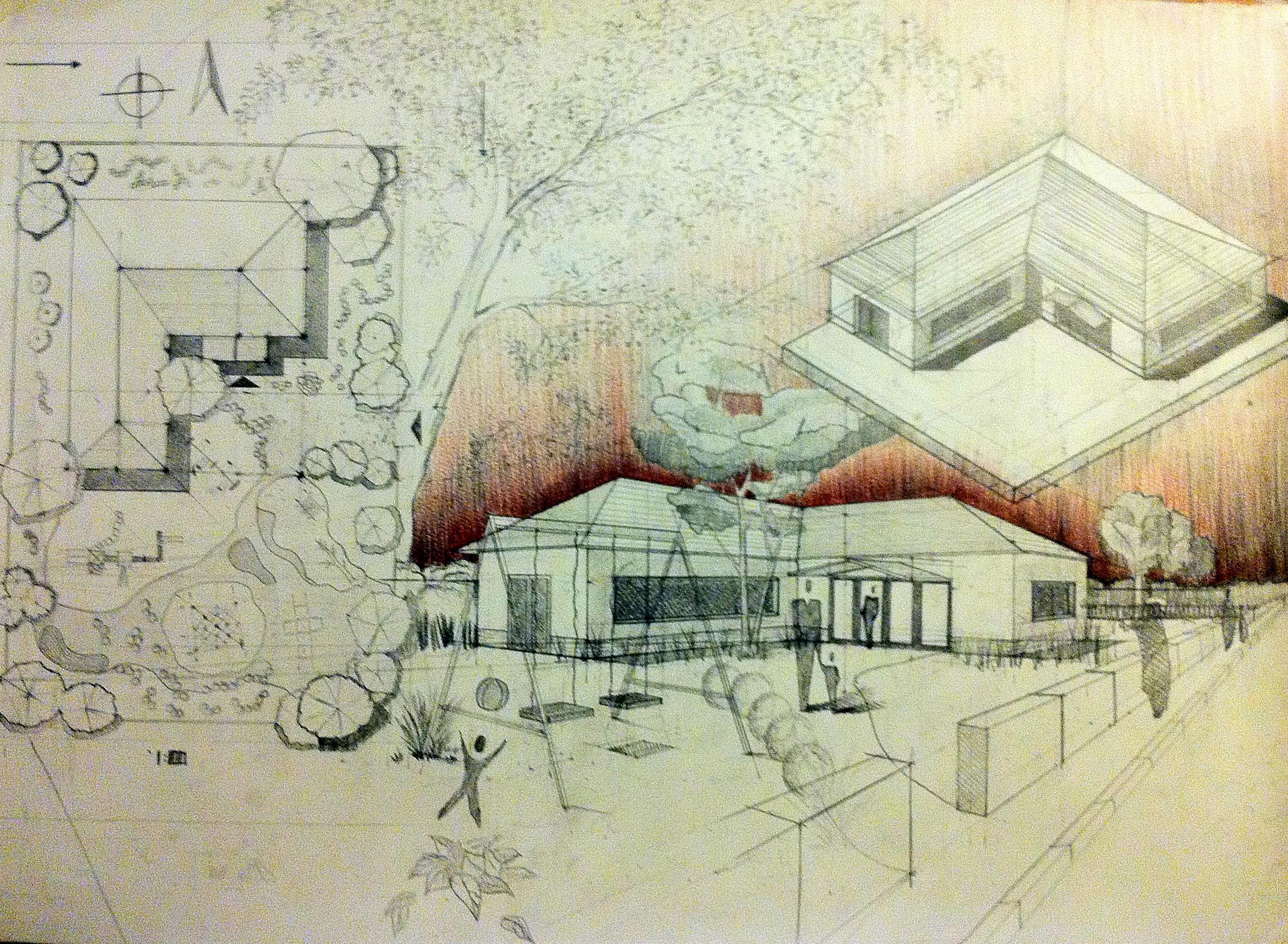 proiect amenajare curte gradinita