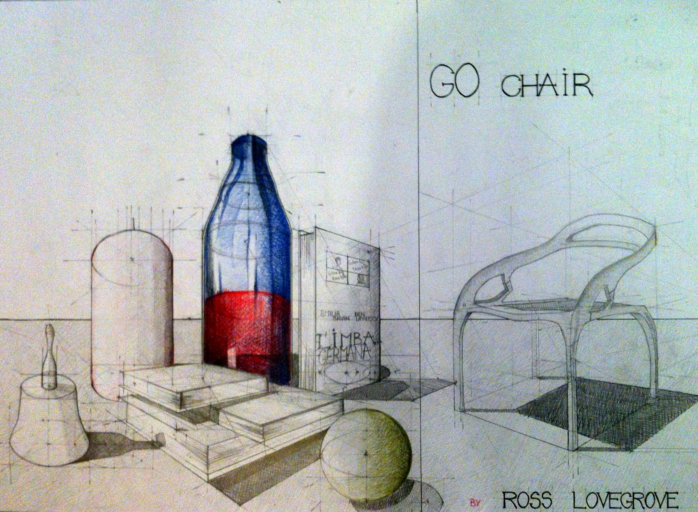 compozitie si studiu mobilier