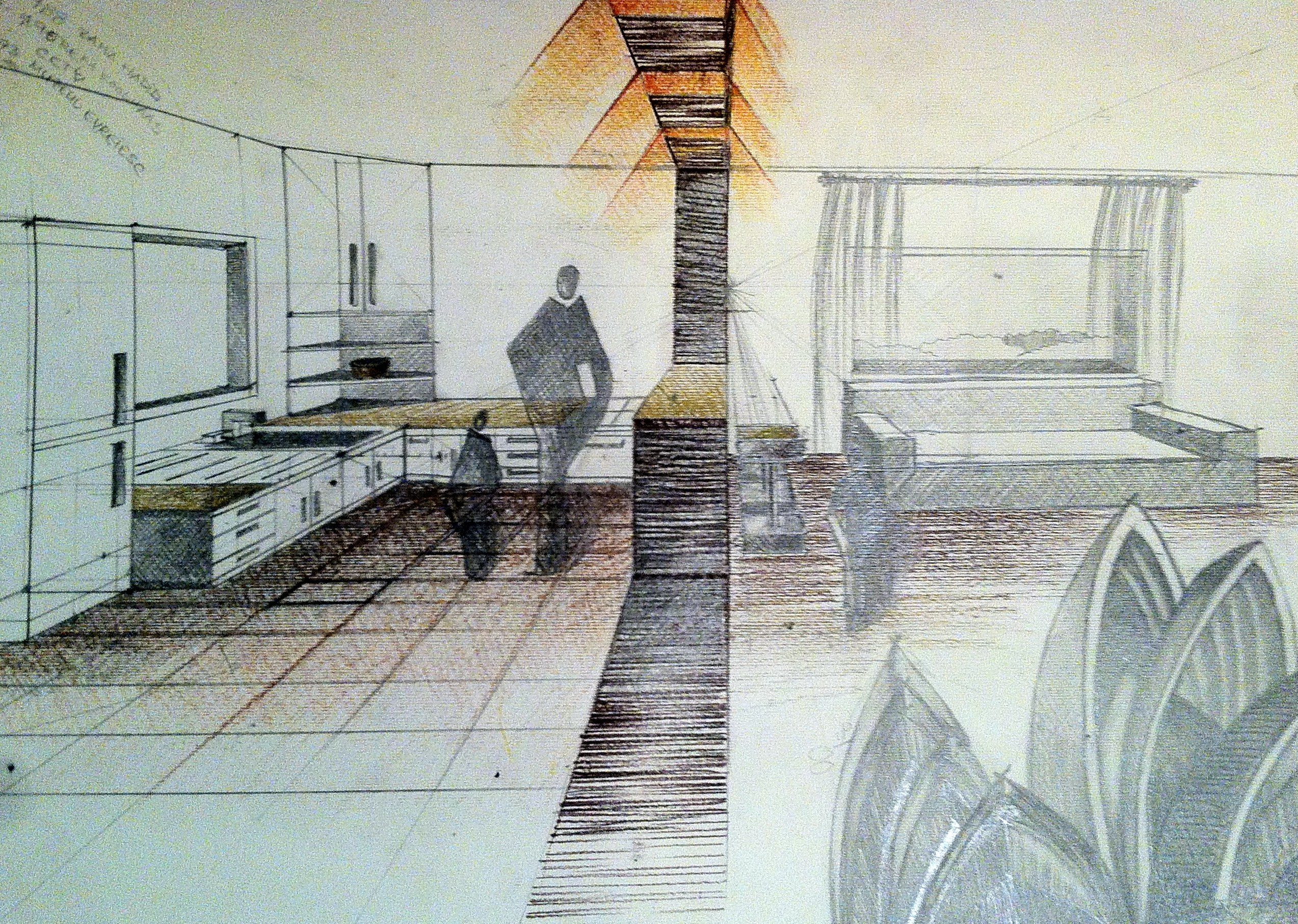 perspectiva interioara