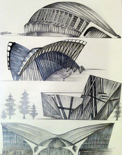 studiu arhitectura modernista