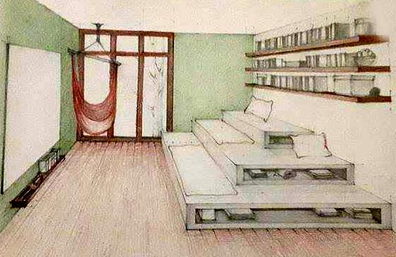 Perspectiva camera lectura