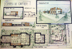 proiect - centru de cartier
