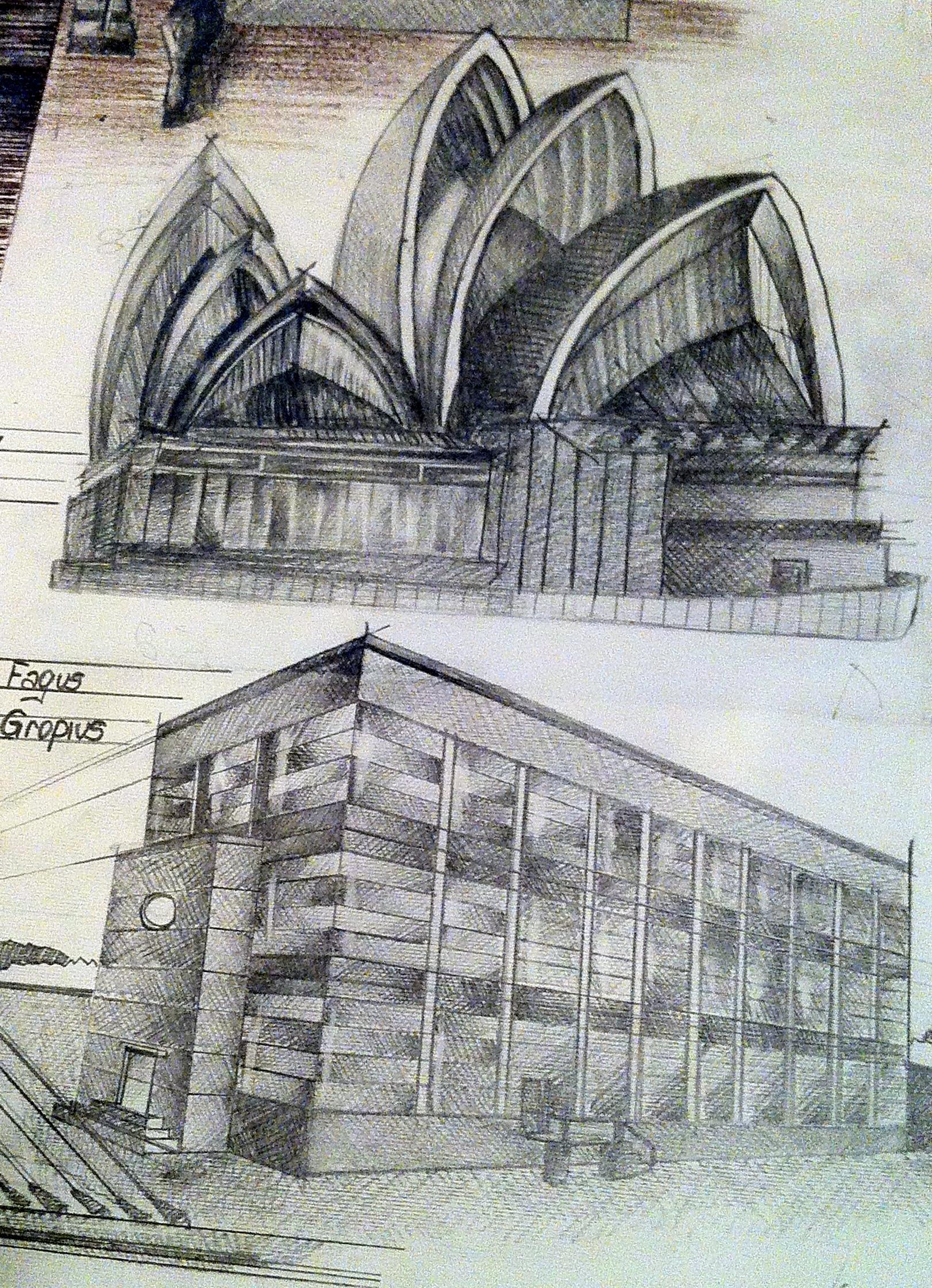 studiu Bauhaus si Sydney