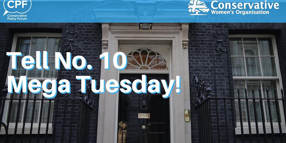 Tell No.10 Mega Tuesday!