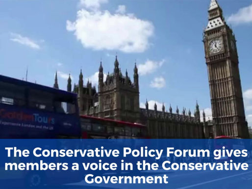 CPF Roundtable on the Commonwealth with International Trade Secretary Liz Truss