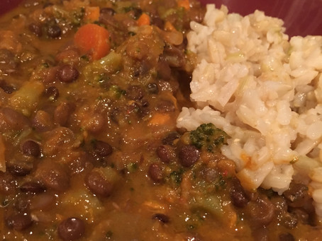 Tasty Tuesday: In Defense of Curry